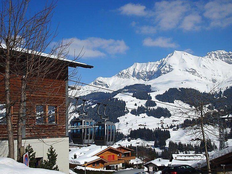 Lägenhet för upp till 2 personer med 1 rum på Riseten - Adelboden