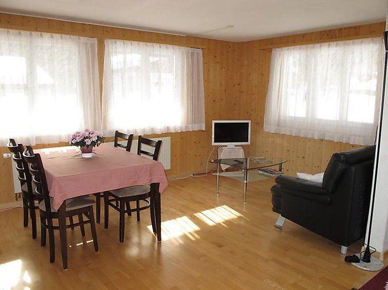 Lägenhet för upp till 4 personer med 3 rum på Helene - Adelboden