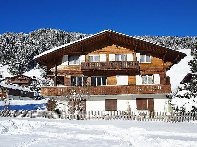 Lägenhet för upp till 4 personer med 3 rum på Casa Rosina - Adelboden