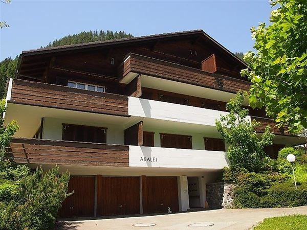 Lägenhet för upp till 6 personer med 3 rum på Akalei AP C8 - Adelboden