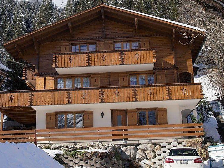 Lägenhet för upp till 2 personer med 2 rum på Senggi - Adelboden