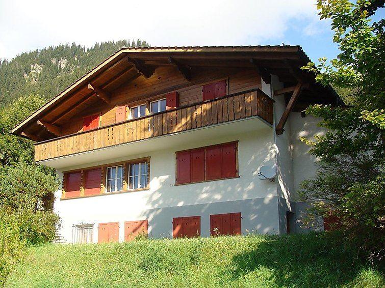 Lägenhet för upp till 4 personer med 3 rum på Buchhüttli - Adelboden