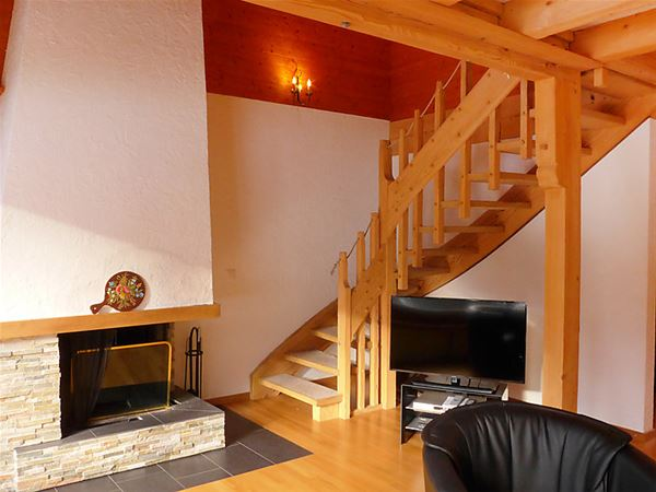 Lägenhet för upp till 8 personer med 5 rum på Almis 3 - Grindelwald