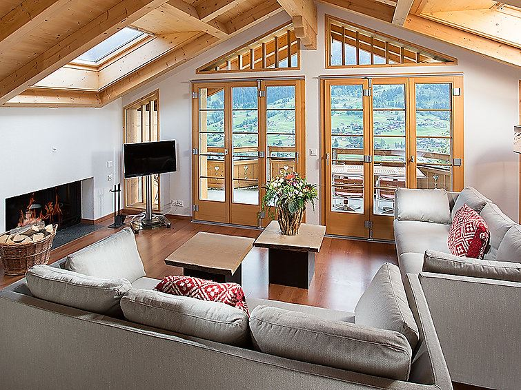Lägenhet för upp till 5 personer med 4 rum på Tuffstein - Grindelwald