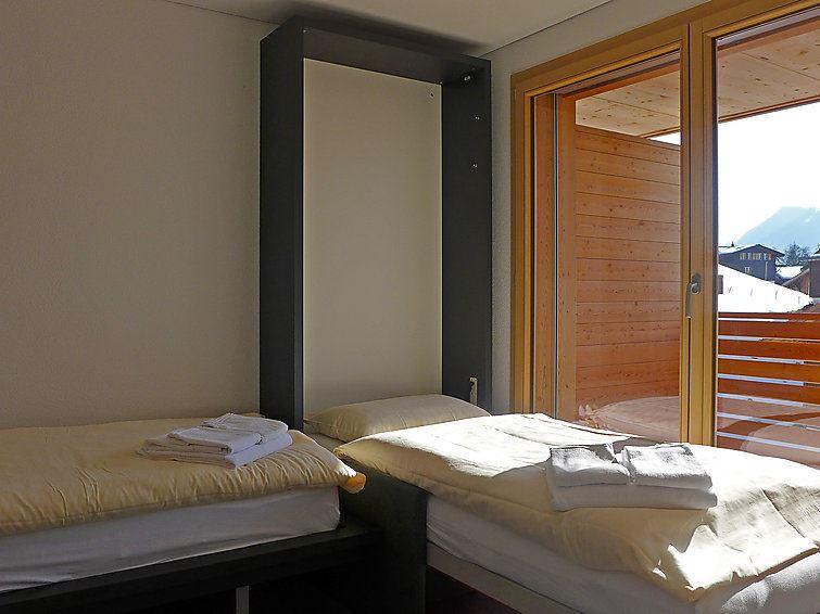 Lägenhet för upp till 4 personer med 3 rum på Am Lehn D - Wengen