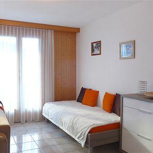 Lägenhet för upp till 3 personer med 2 rum på Waldgarten - Wengen