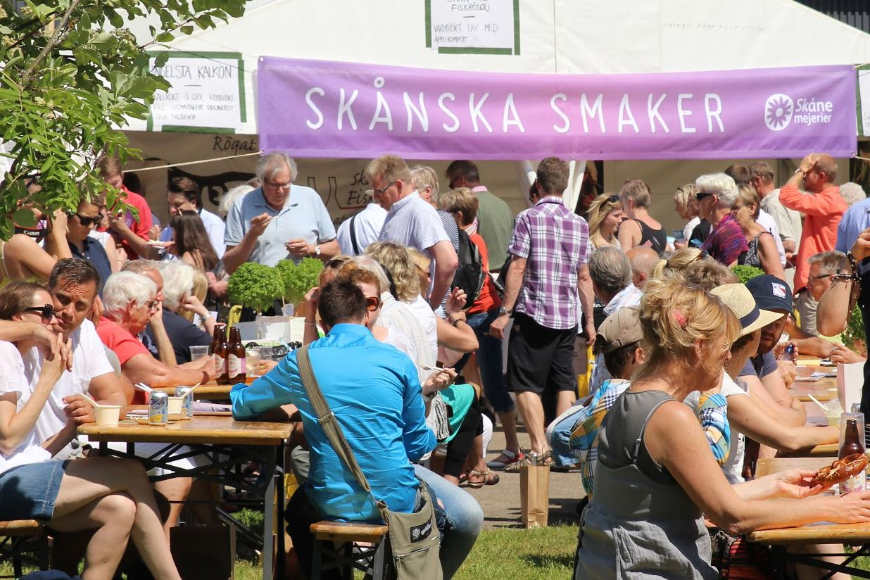 The Skåne Food Festival