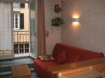 GTB19 - Studio dans résidence à Barèges