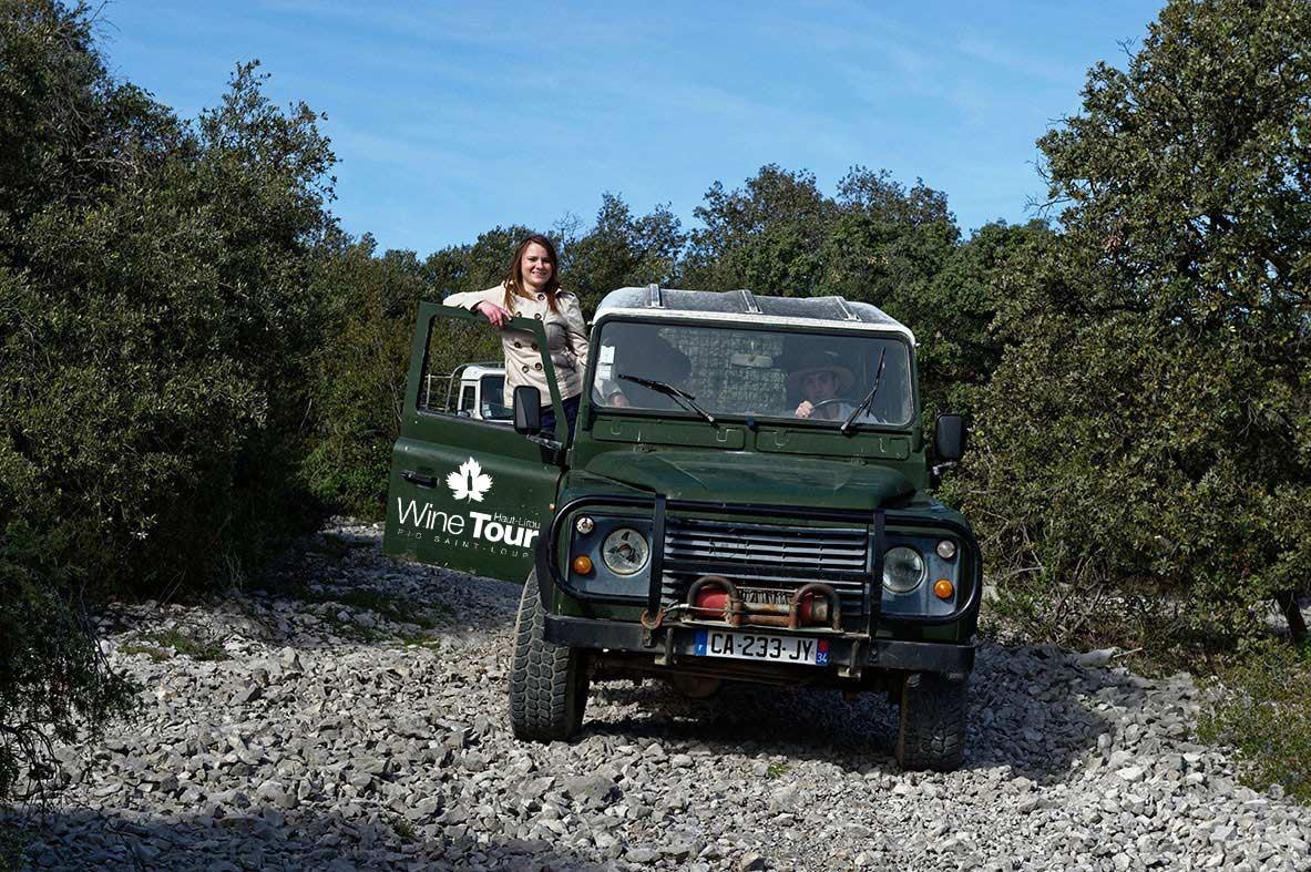 Vale regalo Haut-Lirou Wine Tour