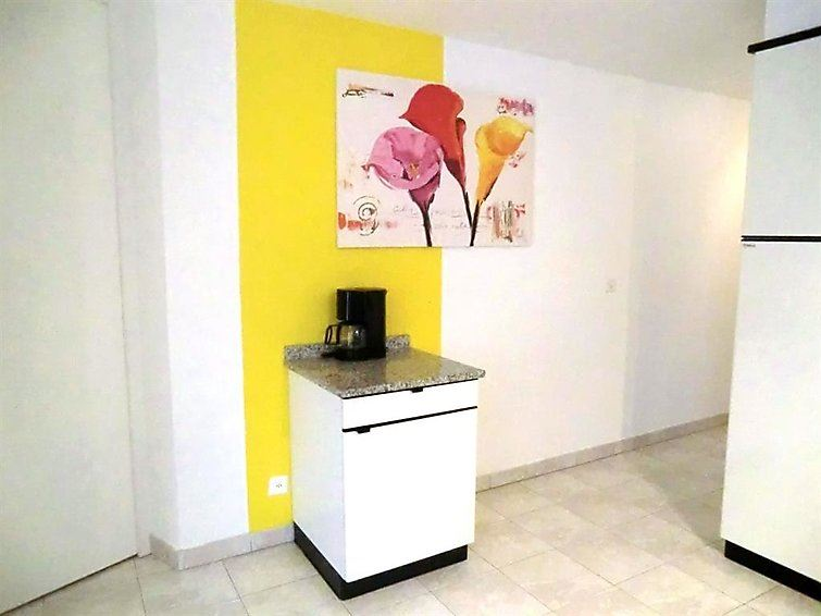 Lägenhet för upp till 4 personer med 2 rum på Alcazar - Saas-Grund