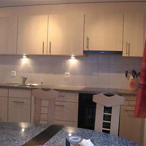 Lägenhet för upp till 4 personer med 3 rum på Haus Alpenstern, Wohnung Aelpi - Saas-Grund
