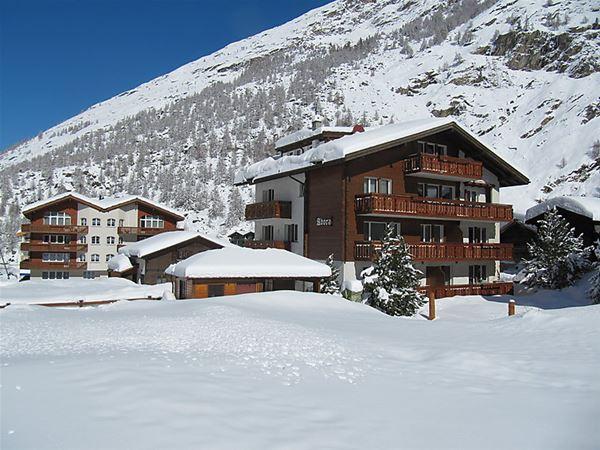 Lägenhet för upp till 5 personer med 4 rum på Adora - Saas-Almagell
