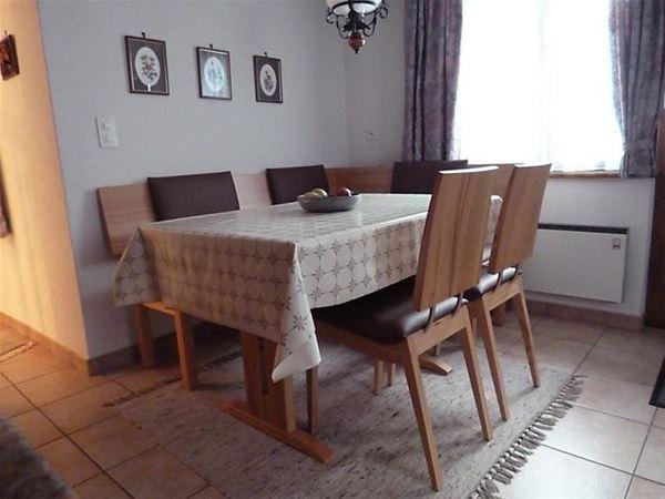 Lägenhet för upp till 3 personer med 2 rum på Margritli - Saas-Almagell