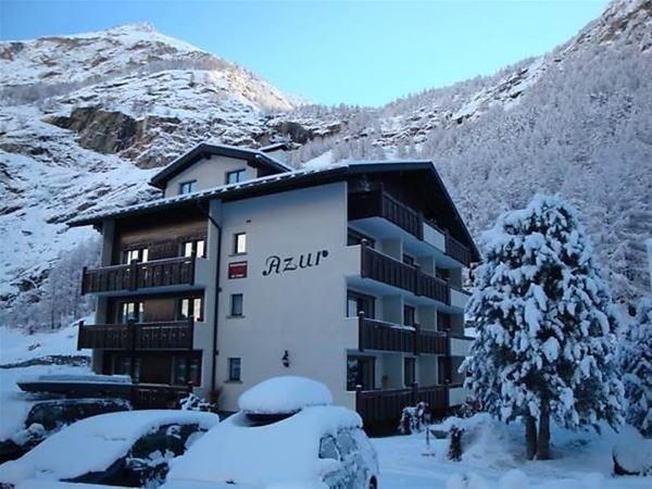 Lägenhet för upp till 2 personer med 1 rum på Azur - Saas-Almagell