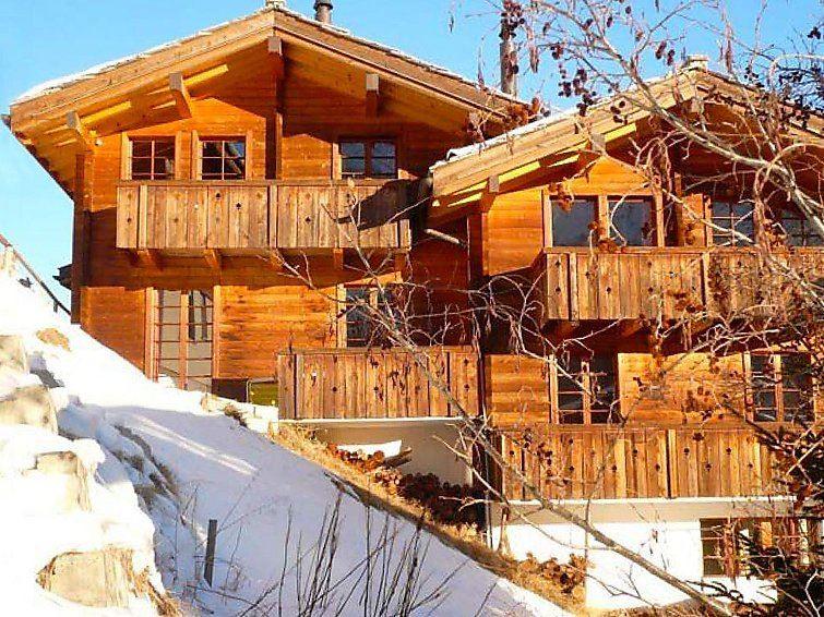 Lägenhet för upp till 6 personer med 3 rum på Chalet Flair - Saas-Fee
