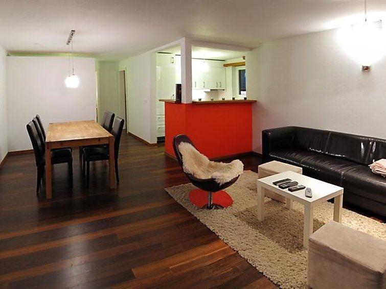 Lägenhet för upp till 5 personer med 3 rum på Cresta - Saas-Fee