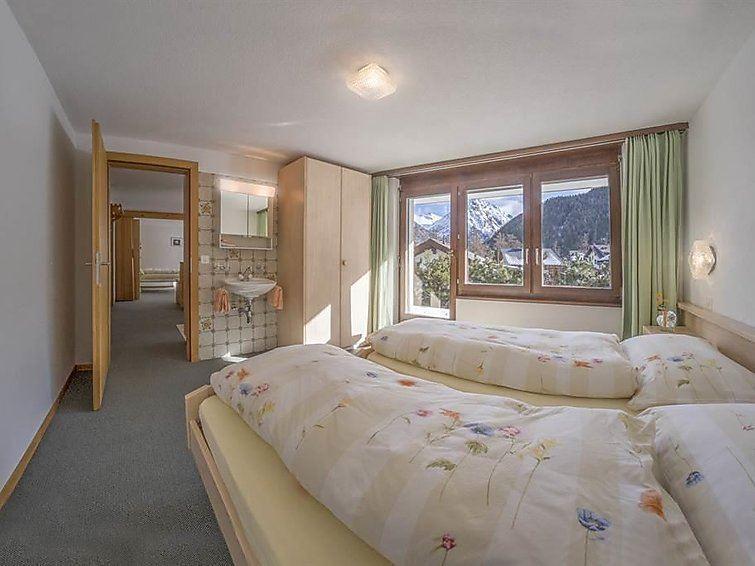 Lägenhet för upp till 4 personer med 2 rum på Bergrose - Saas Fee