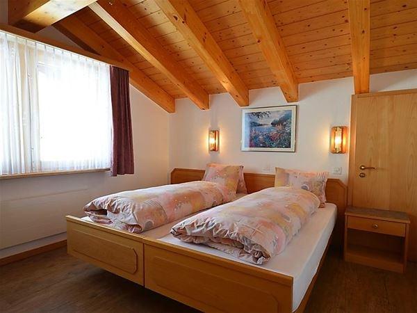 Lägenhet för upp till 3 personer med 2 rum på Helvetia - Saas-Fee