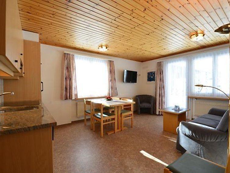 Lägenhet för upp till 2 personer med 1 rum på Orion - Saas-Fee