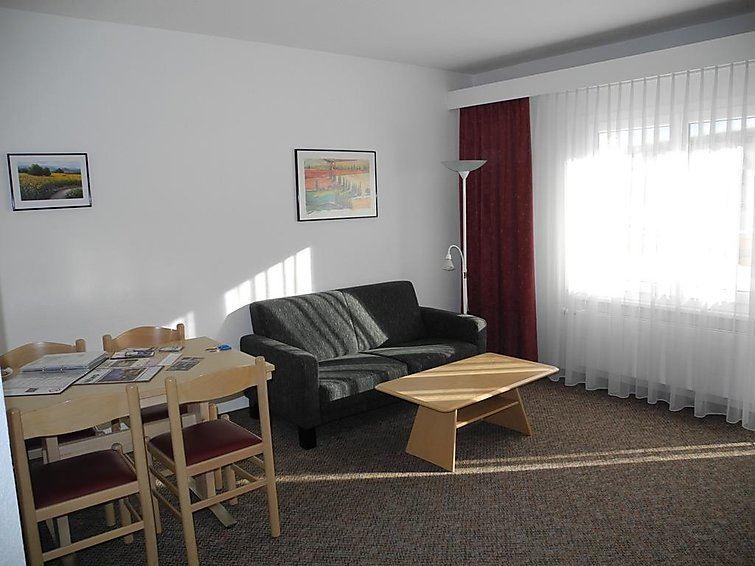 Lägenhet för upp till 4 personer med 2 rum på Aiglon - Saas-Fee