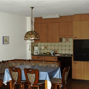 Lägenhet för upp till 5 personer med rum på Aparthotel Monte Rosa - Täsch