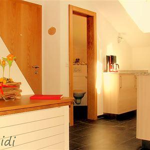 Lägenhet för upp till 2 personer med 1 rum på Hubertusheim - Täsch