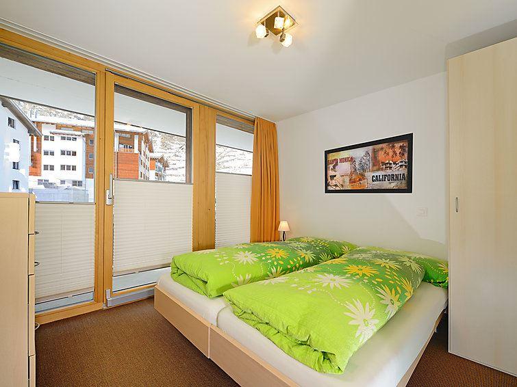 Lägenhet för upp till 6 personer med 4 rum på Achilles - Zermatt