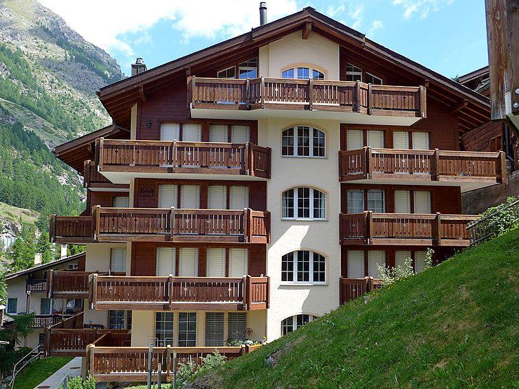 Lägenhet för upp till 4 personer med 2 rum på Aquila - Zermatt