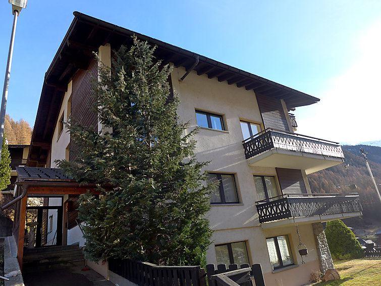 Lägenhet för upp till 10 personer med 3 rum på Zur Gasse - Zermatt