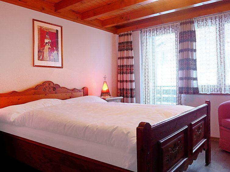 Lägenhet för upp till 4 personer med 3 rum på Vitalis - Zermatt