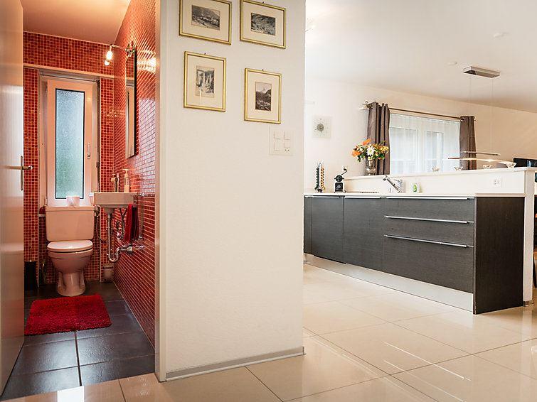 Lägenhet för upp till 8 personer med 4 rum på Pirata - Zermatt