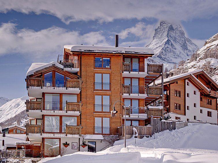 Lägenhet för upp till 2 personer med 1 rum på Casa Vanesa - Zermatt