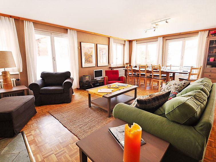 Lägenhet för upp till 12 personer med 6 rum på Lani - Zermatt