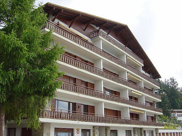 Lägenhet för upp till 4 personer med 2 rum på Mesnil - Montana