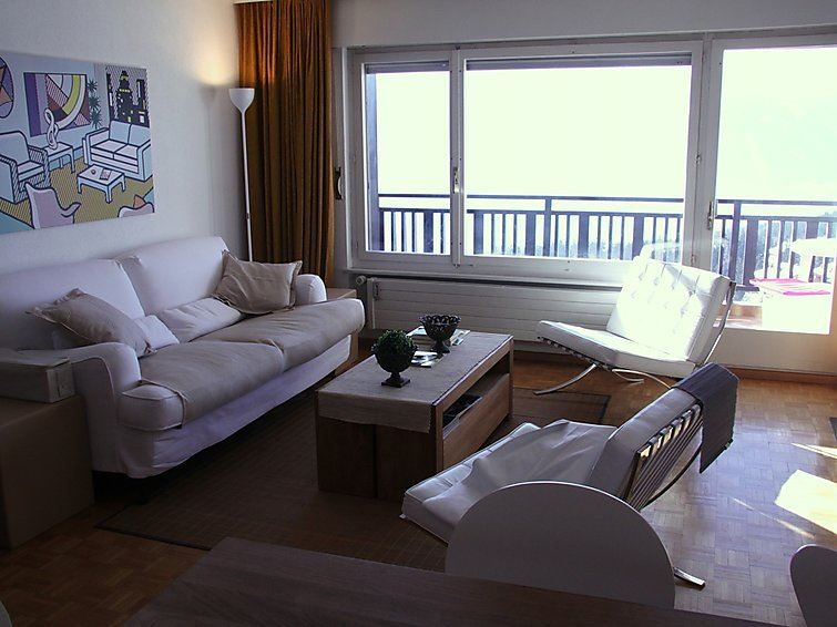 Lägenhet för upp till 5 personer med 3 rum på Eden Roc - Montana
