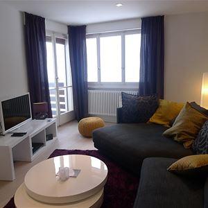 Lägenhet för upp till 8 personer med 4 rum på Violettes Vacances B - Montana