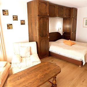 Lägenhet för upp till 2 personer med 1 rum på Alpha - Crans