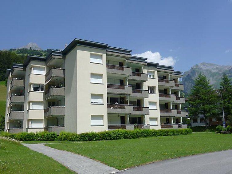 Lägenhet för upp till 5 personer med 2 rum på Alpenstrasse 2 - Engelberg