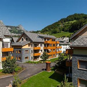 Lägenhet för upp till 6 personer med 3 rum på TITLIS Resort Wohnung 316 - Engelberg