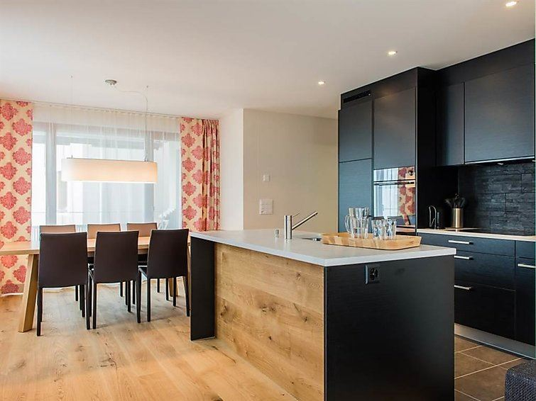Lägenhet för upp till 6 personer med 3 rum på TITLIS Resort Wohnung 514 - Engelberg