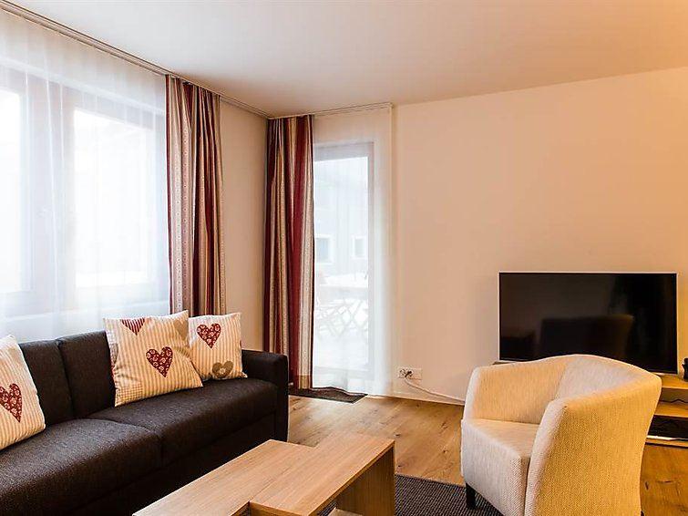 Lägenhet för upp till 6 personer med 3 rum på TITLIS Resort Wohnung 516 - Engelberg