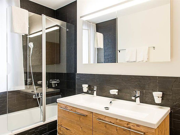 Lägenhet för upp till 6 personeer med 3 rum på TITLIS Resort Wohnung 411 - Engelberg