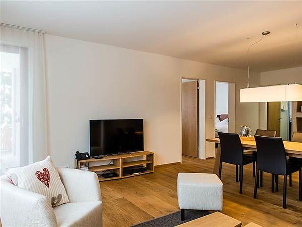 Lägenhet för upp till 6 personer med 3 rum på TITLIS Resort Wohnung 415 - Engelberg