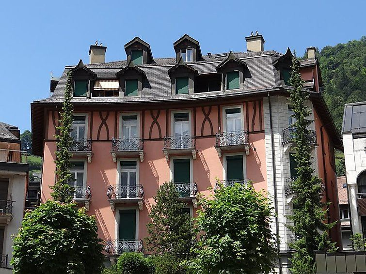 Lägenhet för upp till 4 personer på Villa Alpenblick 3. OG - Engelberg