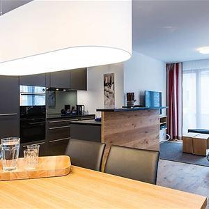 Lägenhet för upp till 6 personer med 3 rum på TITLIS Resort Wohnung 324 - Engelberg