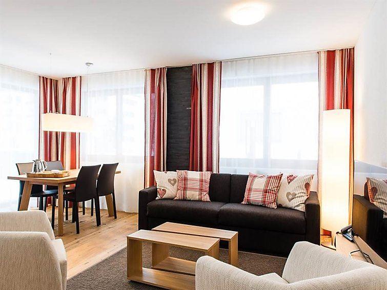 Lägenhet för upp till 2 personer med 1 rum på TITLIS Resort Wohnung 103 - Engelberg