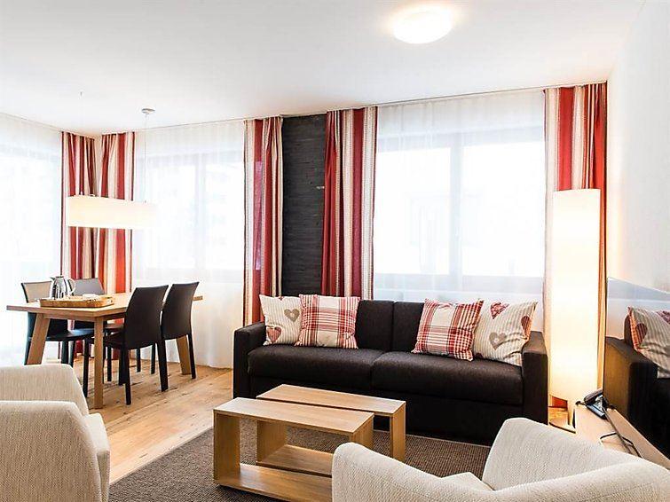 Lägenhet för upp till 2 personer med 1 rum på TITLIS Resort Wohnung 105 - Engelberg