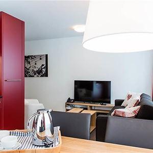 Lägenhet för upp till 4 personer med 2 rum på TITLIS Resort Wohnung 101 - Engelberg