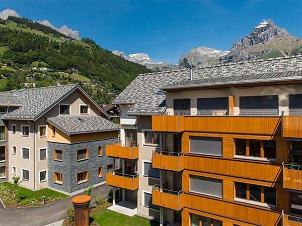 Lägenhet för upp till 2 personer med 1 rum på TITLIS Resort Wohnung 702 - Engelberg