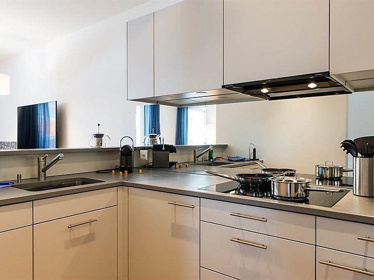 Lägenhet för upp till 6 personer med 3 rum på TITLIS Resort Wohnung 414 - Engelberg